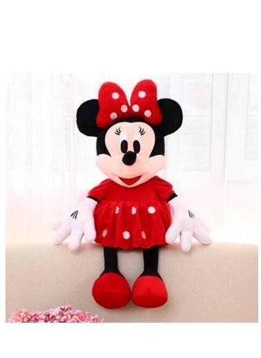 Sole Disney'in En Renkli Sevimli Kahramanı Peluş Minnie Mouse - 70 cm Pembe